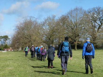 Baddesley Clinton Walk