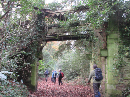 Hereford Way Trail